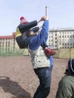 05.04.2015г Детский дом 23 и 31.Санкт - Петербург