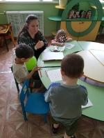 11 02 2018г Детский дом 8 вида Тульская обл дошкольный