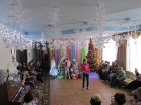 27.12.2015г Детский дом Переславль - Залесский