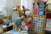 28.02.2016г Детский дом Переславль - Залесский