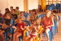 Лагерь для детей - сирот. 26.07.2014г