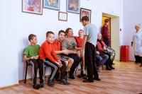 Первомайский детский дом. 19.10.2014г